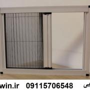 توری پشه پنجره محمودآباد